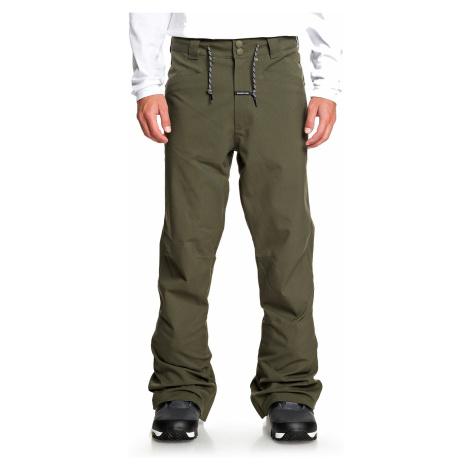 pants DC Relay - CRH0/Olive Night - men´s