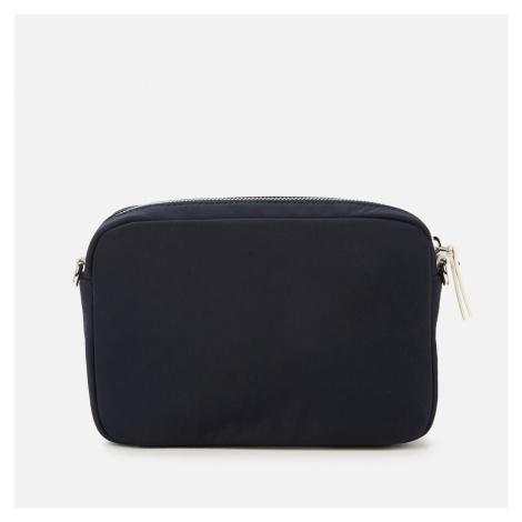 Tommy Hilfiger Women's Nylon Crossover Bag - Sky Captain/White
