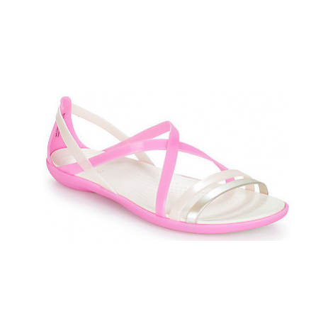 Crocs ISABELLA STRAPPY SANDAL W women's Sandals in Pink