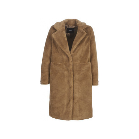 Vero Moda VMHOLLY women's Coat in Brown