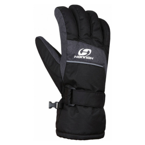 Grey men's sports gloves