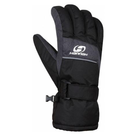 Hannah RAFFY gray - Men's membrane gloves