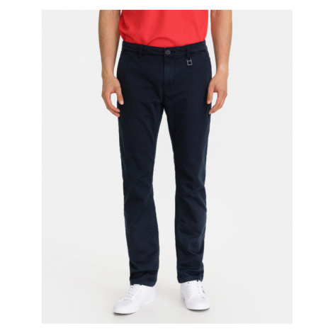 Tom Tailor Travis Chino Trousers Blue