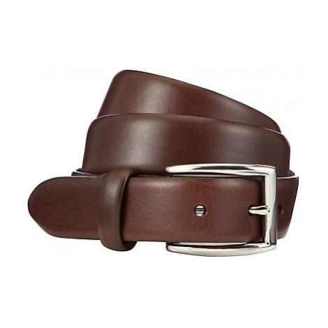 Polo Ralph Lauren Saddle Leather Dress Belt