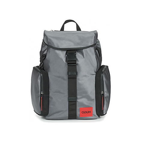 HUGO KOMBINAT BACKPACK men's Backpack in Grey Hugo Boss