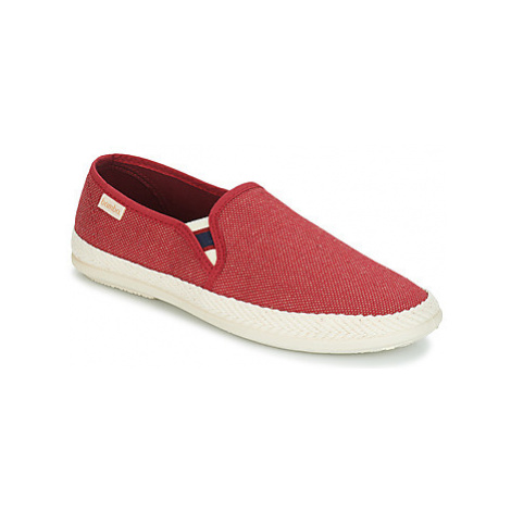 Bamba By Victoria ANDRE LONA ELASTICOS CONTR men's Espadrilles / Casual Shoes in Red