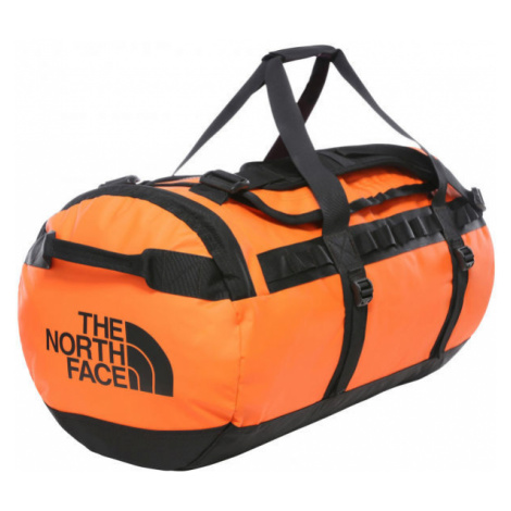 The North Face BASE CAMP DUFFEL-M orange - Travel bag