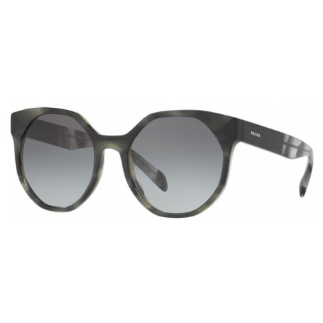 Prada Woman PR 11TS - Frame color: Black, Lens color: Grey-Black, Size 55-19/140