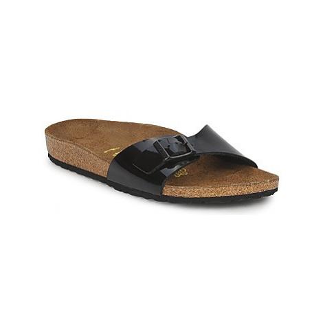 Birkenstock MADRID women's Mules / Casual Shoes in Black