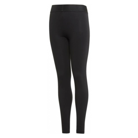 adidas YG CF TIGHT black - Girls' tights