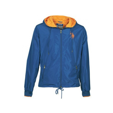 U.S Polo Assn. EIGHTEEN 90 men's Jacket in Blue U.S. Polo Assn