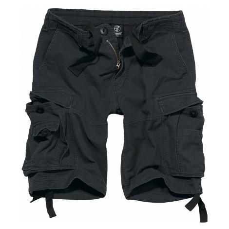 Brandit - Vintage Shorts - Vintage shorts - black