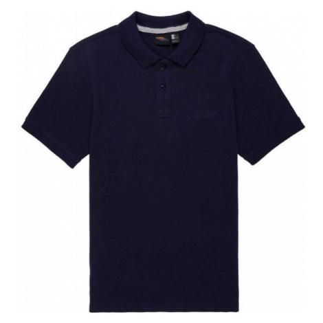 O'Neill LM PIQUE POLO dark blue - Men's polo shirt
