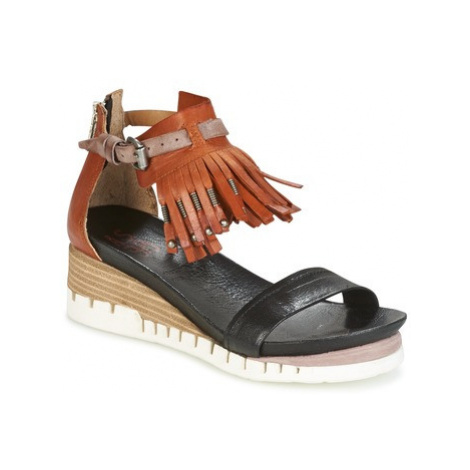 Airstep / A.S.98 YVES women's Sandals in Brown