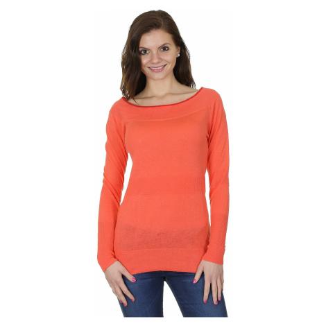 sweater Skunkfunk Birgara - R3/Coral/Red