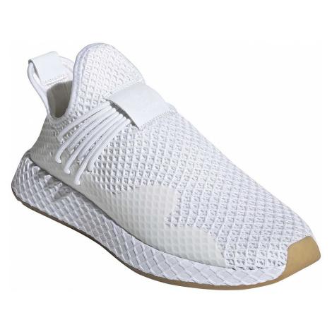 shoes adidas Originals Deerupt S - White/White/Gum - men´s