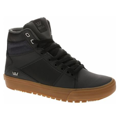 shoes Supra Aluminum CW - Black - men´s