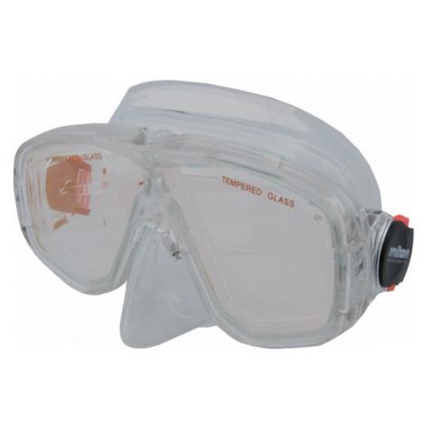 Miton KORO white - Diving mask