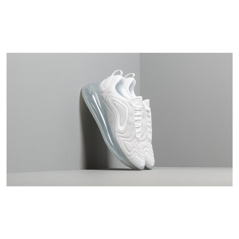 Nike Air Max 720 White/ White-Mtlc Platinum