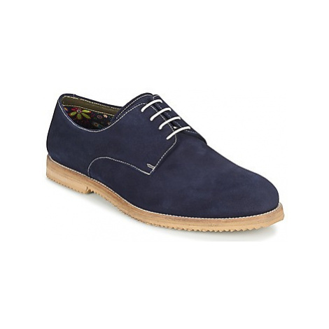 So Size ELTON men's Casual Shoes in Blue