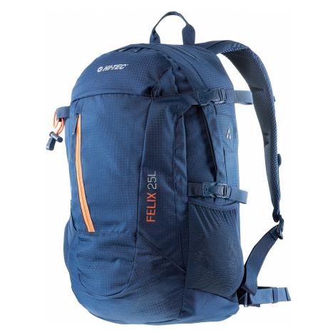 backpack Hi-Tec Felix 25 - Insignia Blue/Orange Peel