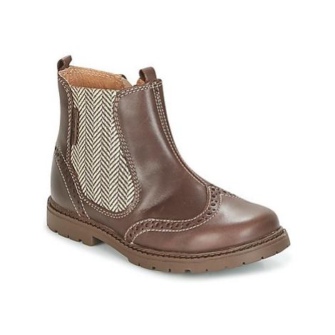 Start Rite DIGBY girls's Children's Mid Boots in Brown