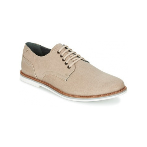 Frank Wright LEEK men's Casual Shoes in Beige