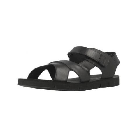 Geox U GLENN men's Sandals in Black
