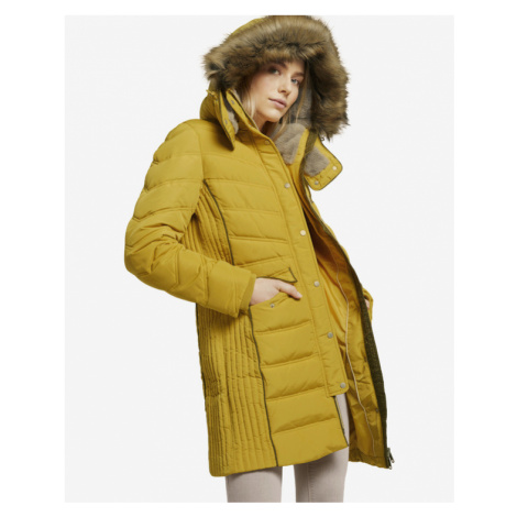 Tom Tailor Parka Yellow