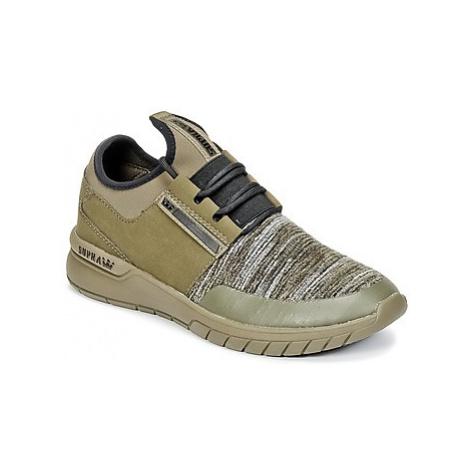 Supra FLOW RUN men's Shoes (Trainers) in Green