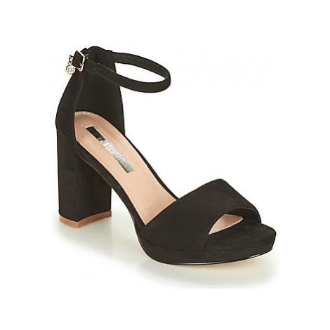 Xti 35047 women's Sandals in Black