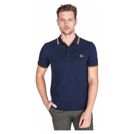 Fred Perry Polo Shirt Blue