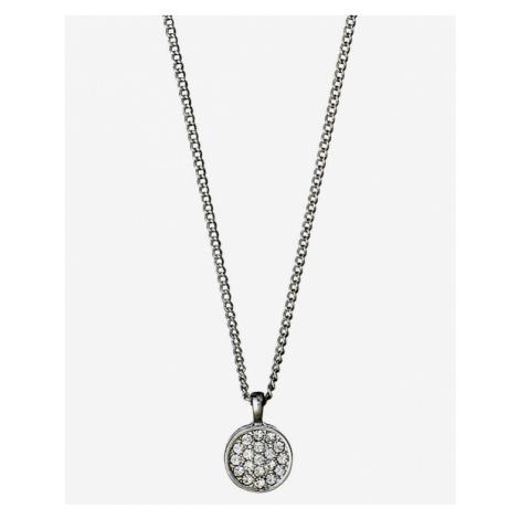 Pilgrim Grace Necklace Silver