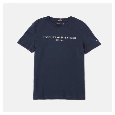 Tommy Kids Boys' Essential T-Shirt - Twilight Navy