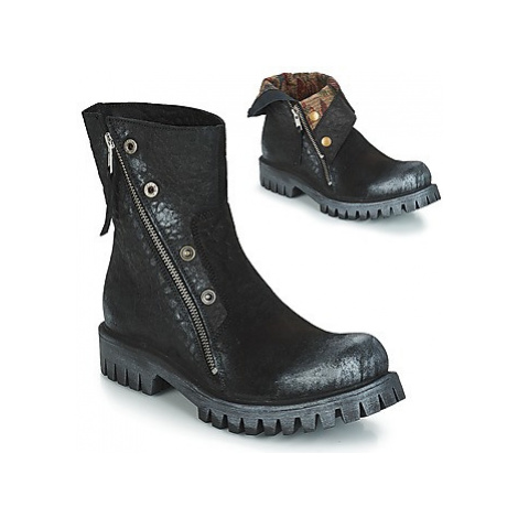 Papucei MARVELLA women's Mid Boots in Black