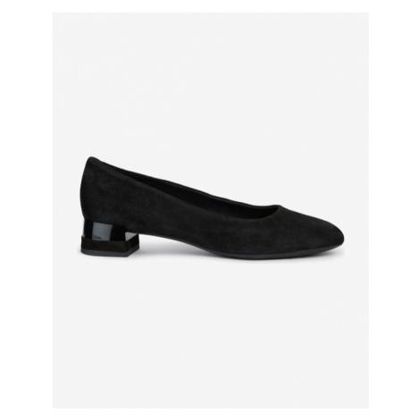 Geox Chloo Mid Heels Black