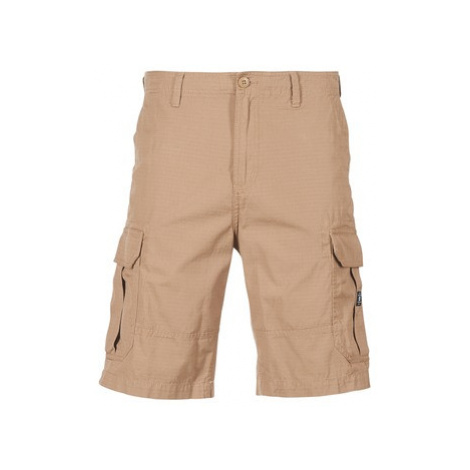 DC Shoes RPSTP CARGO 21 M WKST CLM1 men's Shorts in Beige