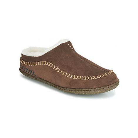 Sorel FALCON RIDGE II men's Slippers in Brown