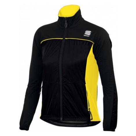 Sportful LIGHT SOFTSHELL K black - Kids' jacket