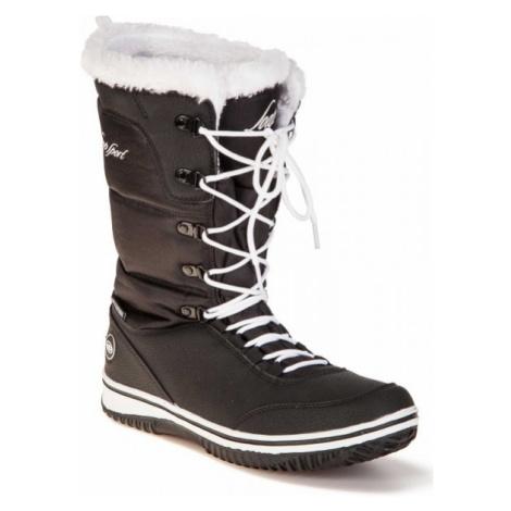 Loap ROSE black - Women's Winter Boots