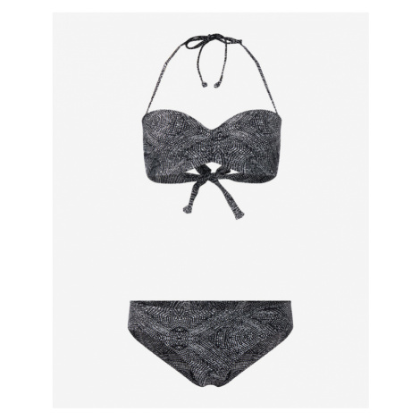 O'Neill Havaa Maoi Swimsuit Black White