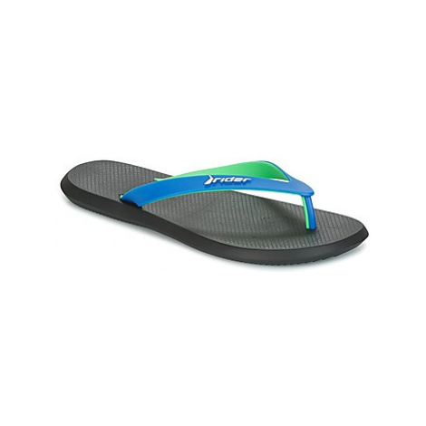 Rider R1 AD HOMME men's Flip flops / Sandals (Shoes) in Black