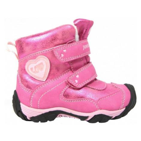 Junior League EIRIL pink - Kids' Winter Boots
