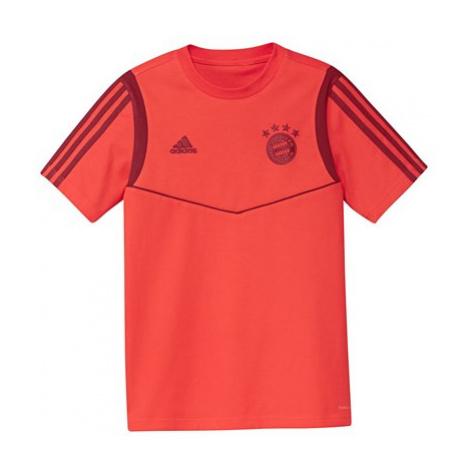 FC Bayern Training Tee - Red - Kids