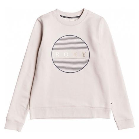 Roxy ETERNALLY YOURS CREW beige - Women's sweatshirt