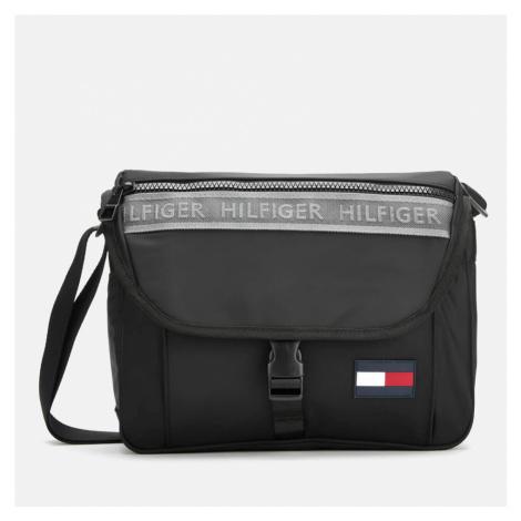 Tommy Hilfiger Men's Sport Mix Messenger Bag - Black
