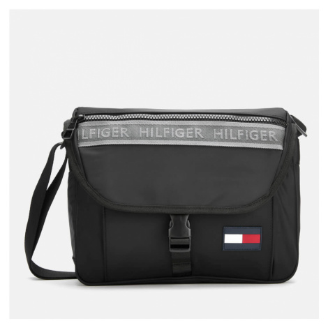 Tommy Hilfiger Men's Sport Mix Messenger Bag - Black