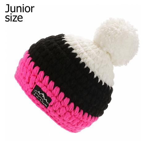 cap IceDress Kala Patthar Coolmax - Pink/Black/White - girl´s