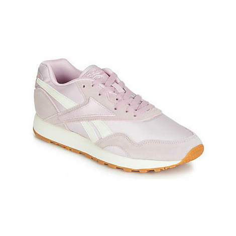 Reebok Classic RAPIDE women's Shoes (Trainers) in Pink