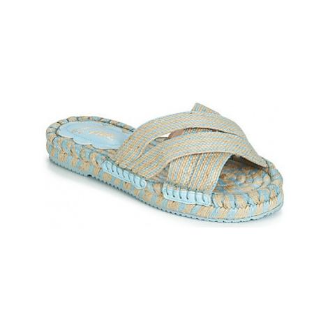 Miss L'Fire BOHEME women's Sandals in Beige
